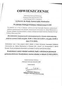 Wydział Filologii Polskiej i Klasycznej
