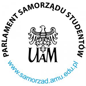 Logotyp Parlamentu Samorządu Studentów
