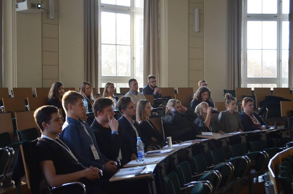 """Podczas szkolenia Samorządowcy mogli przyswoić wiedzę z zakresu implementacji Ustawy """"Prawo o Szkolnictwie Wyższym i Nauce""""."""